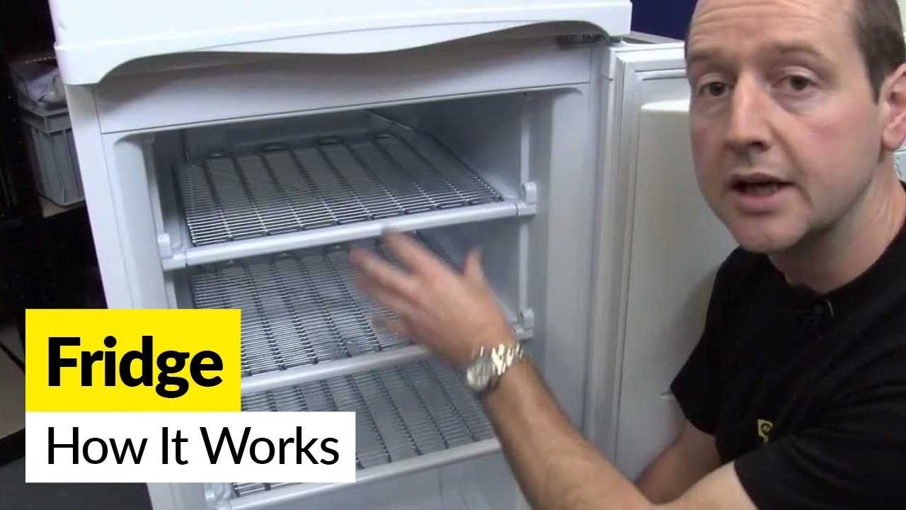 medium resolution of how a fridge works