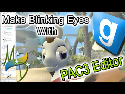 gmod how to use pac 3 editor for starwars anomations