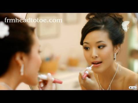 Asian Bridal Makeup Tutorial - YouTube