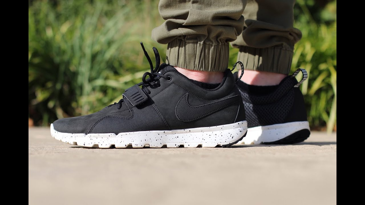 sale retailer 8a940 791d7 Nike SB Trainerendor Low ACG (on feet)