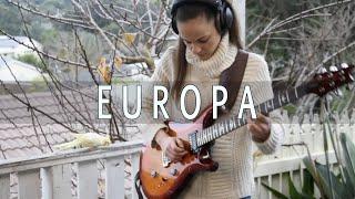 Carlos Santana - Europa: Dedicated to Carlos Santana (Cover by EVANGELISTA)