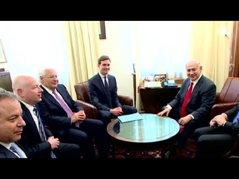 Kushner launches West Asia peace process