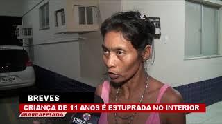 Criança é estuprada com consentimento da família no Marajó; suspeito foi preso   EXC