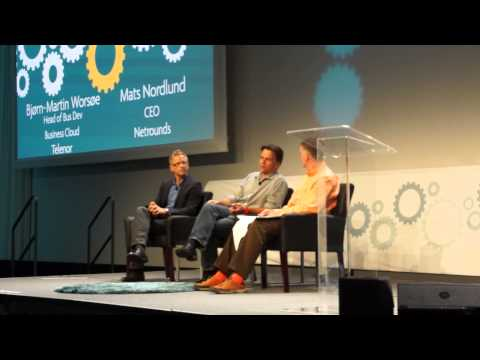 2013 #TC3Summit: CASE STUDY Telenor with Netrounds