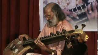 A. Ananthapadmanabhan, the Veena maestro, renders the Subhapanduvarali ragam and thanam.