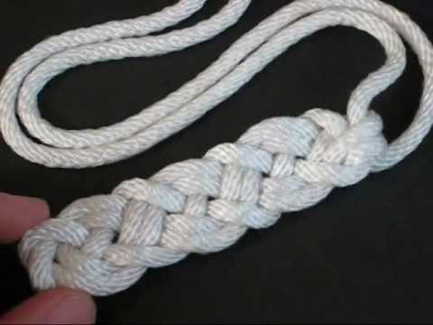 How to Tie the Celtic Bar by TIAT (Re-Post)