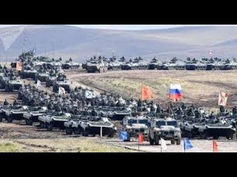 Vostok-2018 Của Nga, Cuộc Tập Trận Lớn Nhất Lịch Sử Thế Giới