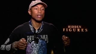 Hidden Figures | Pharrell Williams Interview | Fox Films ZA