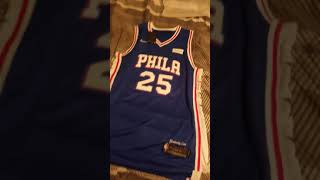 Dhgate jersey unboxing Ben Simmons