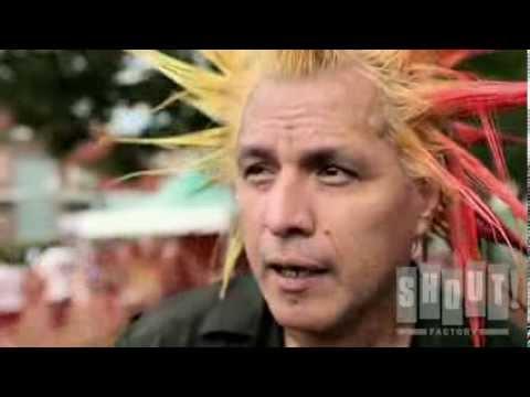 Jorge Herrera Of The Casualties Interview - Warped Tour 2010