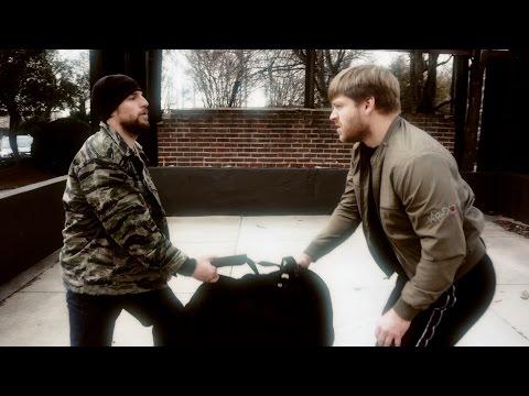 Bobby Jordan and Eric Benson Fight