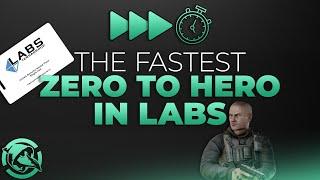 The Fastest Zero to Hero in Labs | Stream Highlights - Escape from Tarkov