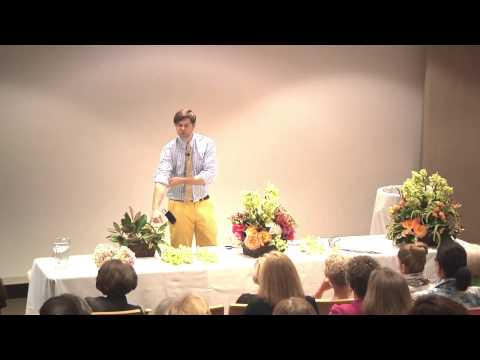 Lecture and Demonstration by James Farmer, Southern Living Editor-At-Large