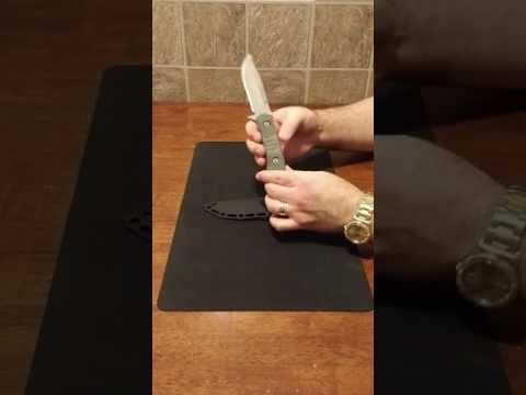 Buck 632 Mesa Camp Knife Review Walmart...