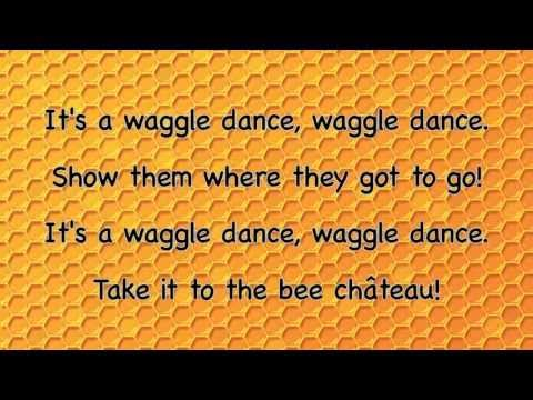 Phineas And Ferb -  Waggle Dance Lyrics (HD + HQ)