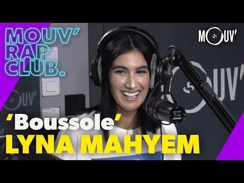 Youtube: LYNA MAHYEM:«Boussole» (Live @Mouv' Rap Club)