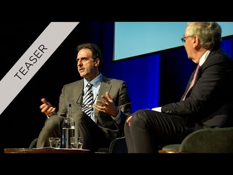 Teaser: Art Transcends Differences – Lord Mervyn King / Gabriele Finaldi