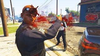 GTA 5 Funny/Brutal Kill Compilation #33