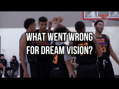 WHAT WENT WRONG For Dream Vision?? FULL GAME Against New England Playaz!! adidas Gauntlet Teams