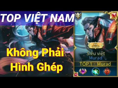TOP.1 Murad   Chính Thức Lên Top Việt Nam Murad Mùa 16   Trận Đánh Đầu Tiên Sẽ Như Nào