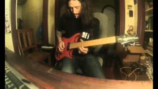 Greg Howe - Dusty maid cover by Chowy Fernandez