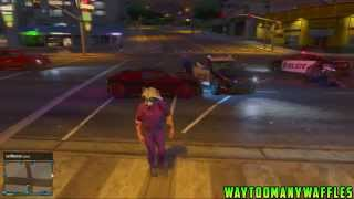 GTA 5 Online: INVISIBLE / OFF RADAR GLITCH (AFTER PATCH 1.17)