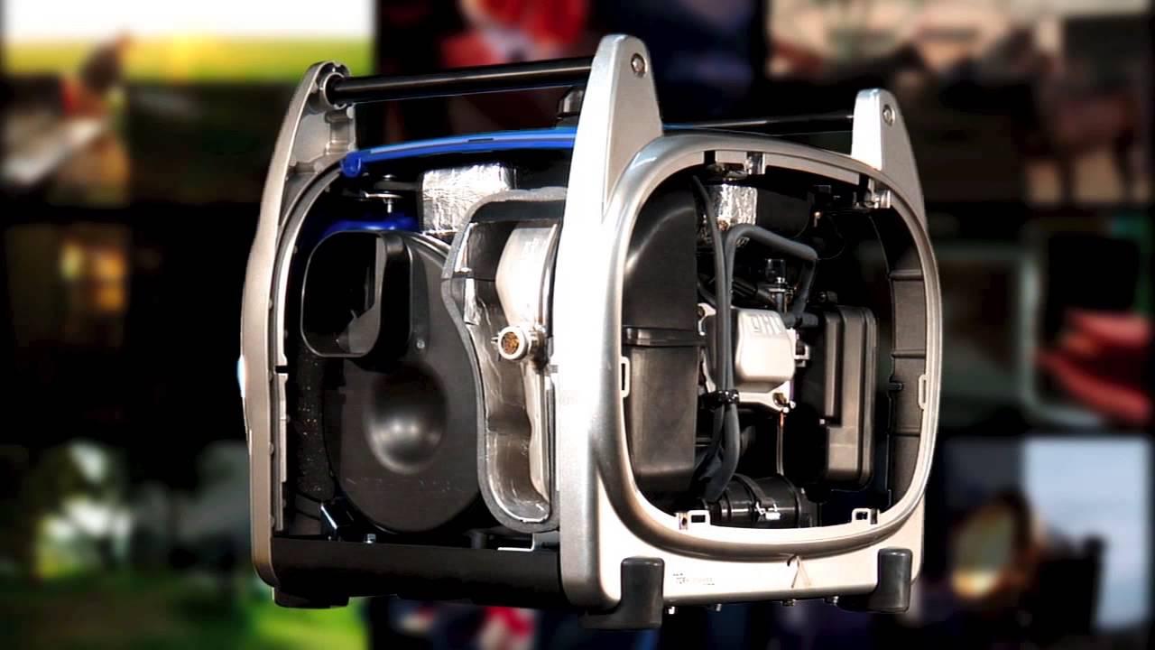 Yamaha EF2400ISHC 2400 Watt Portable Inverter Generator