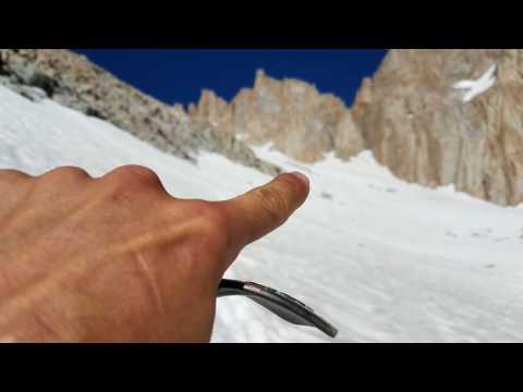 Mt Whitney Chute or Switchbacks