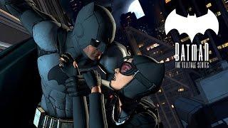 BATMAN: THE TELLTALE SERIES w/ MY GIRLFRIEND!! (Episode 1)