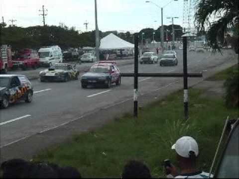 San Fernando Grand Prix at Cross Crossing