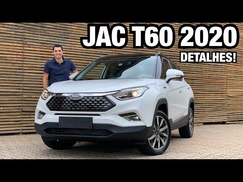 NOVO JAC T60 2020 EM DETALHES - Falando De Carro