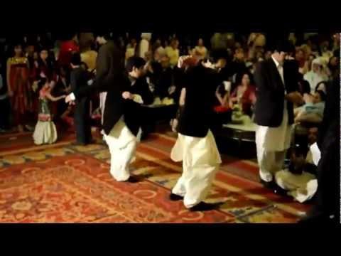 Waziri Attan Dance at Nur Sultan's Barat (courtesy of Omer Sher Khan ...