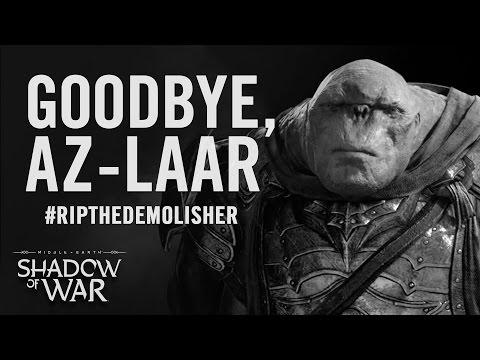 Shadow of War: A Tribute to Az-Laar the Demolisher