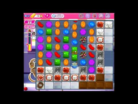 Candy Crush Saga level 1268 NO BOOSTERS NEW