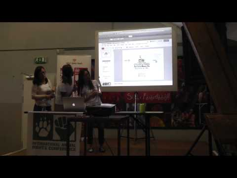 Animal rights movement in China, Dog Meat Trade, Grace Han, Shandai, Lucy Wang, IARC 2013 Luxembourg