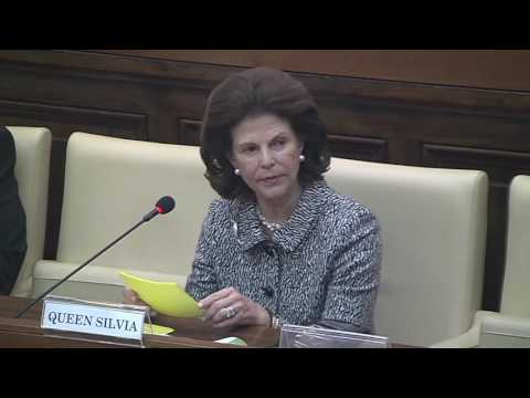 H M  Queen Silvia of Sweden | Introduction
