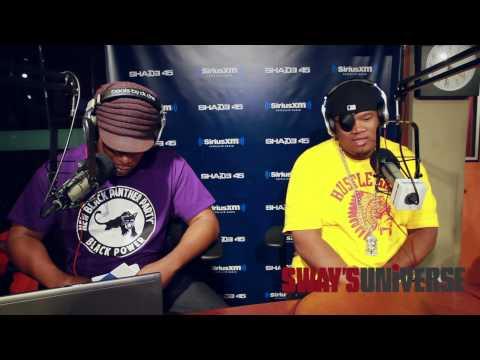 Doe B Speaks on Mixtape Baby Jesus on Sway...