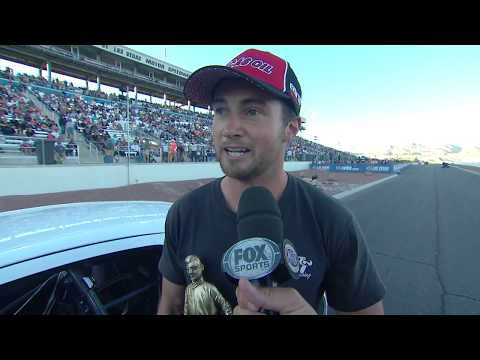 Cody Lane Finishes Comeback at the Dodge NHRA Nationals