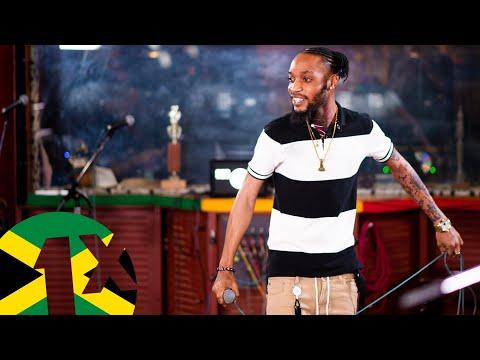Iwaata - Freestyle (Live At Tuff Gong Studios) | 1Xtra Jamaica 2020