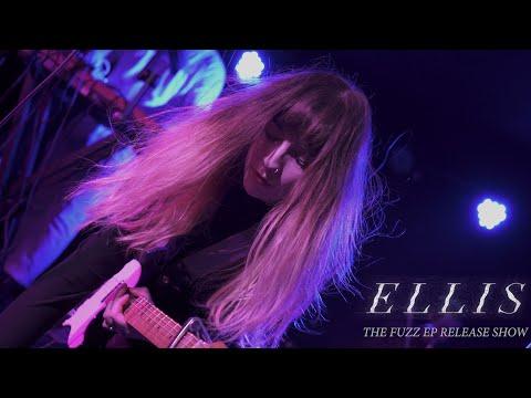 "ELLIS ""The Fuzz"" EP Release show in Toronto w/ IRIS&Katie McBride Mp3"