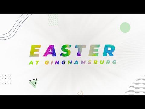 Easter at Ginghamsburg