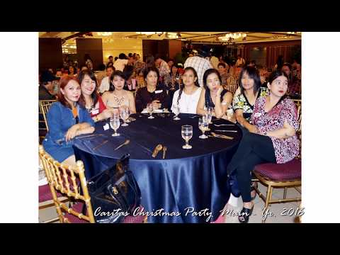 Caritas Christmas Party Main -  Yr.  2016