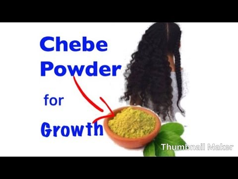 How to Apply Chebe Powder for Hair Growth |Retain Length | Grow Longer hair FAST | Stop Breakage