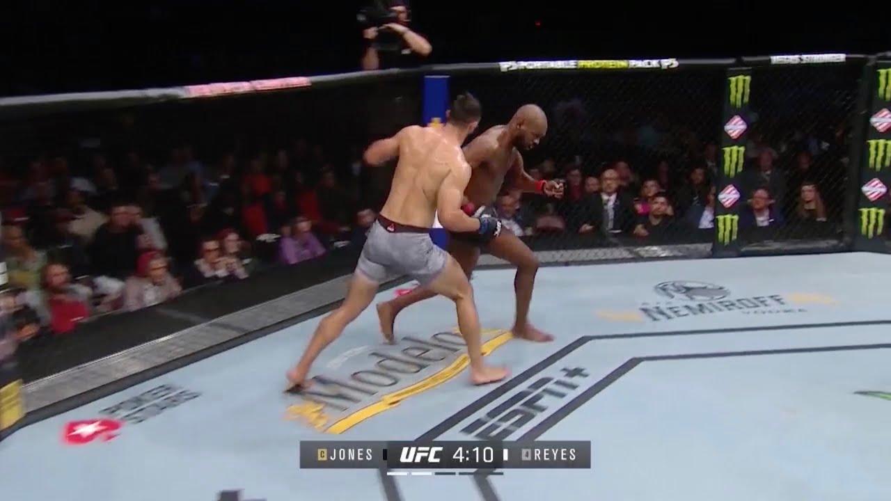 Хайлайты UFC 247