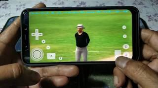Ashes Cricket 2009 wii on android without game pad part 2