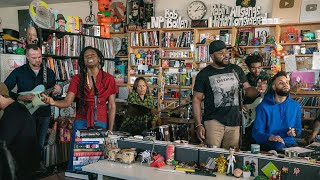 Watch terri lyne carrington + social science play at the tiny desk.did you know can new desk concerts on npr.org one week before they go up on...