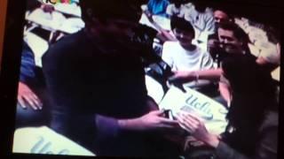 פאדיחה-הציע נישואין בשידור חי מול 10,000 אנשים וסירבה