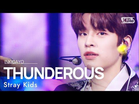 Download Stray Kids(스트레이 키즈) - THUNDEROUS(소리꾼) @인기가요 inkigayo 20210905