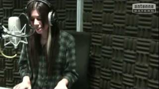 Christina Perri - Jar of Hearts unplugged im ANTENNE BAYERN Studio