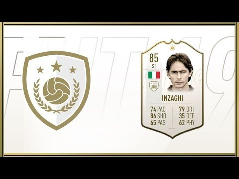 FIFA 19 - Filippo Inzaghi (85) - Icon Review